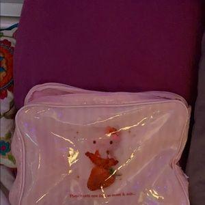 Hello Kitty Bags - HELLO KITTY MAKEUP BAG